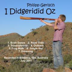 I Didgeridid Oz - Philipp Gerisch