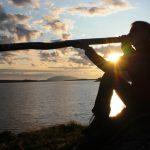 Philipp Gerisch - Didgeridoo in der Natur - Norwegen