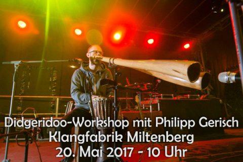2017-05-20 Workshop Miltenberg