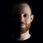 Philipp Gerisch - Portrait, 2018. (Foto: Max Gerisch) - helle Web-Version