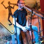 Philipp Gerisch - Live auf dem Swizzeridoo in Bern, Schweiz, 2018. (Foto: Cornelia Lampart, Foto 2)