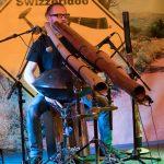 Philipp Gerisch - Live auf dem Swizzeridoo in Bern, Schweiz, 2018. (Foto: Cornelia Lampart, Foto 3)