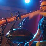 Philipp Gerisch - Live auf dem Swizzeridoo in Bern, Schweiz, 2018. (Foto: Shen Jin Song, Foto 2)